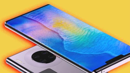 Huawei Mate 30, fără secrete: aproape tot ce va avea și nu va avea
