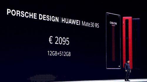 Huawei a lansat telefonul care-i stinge lumina