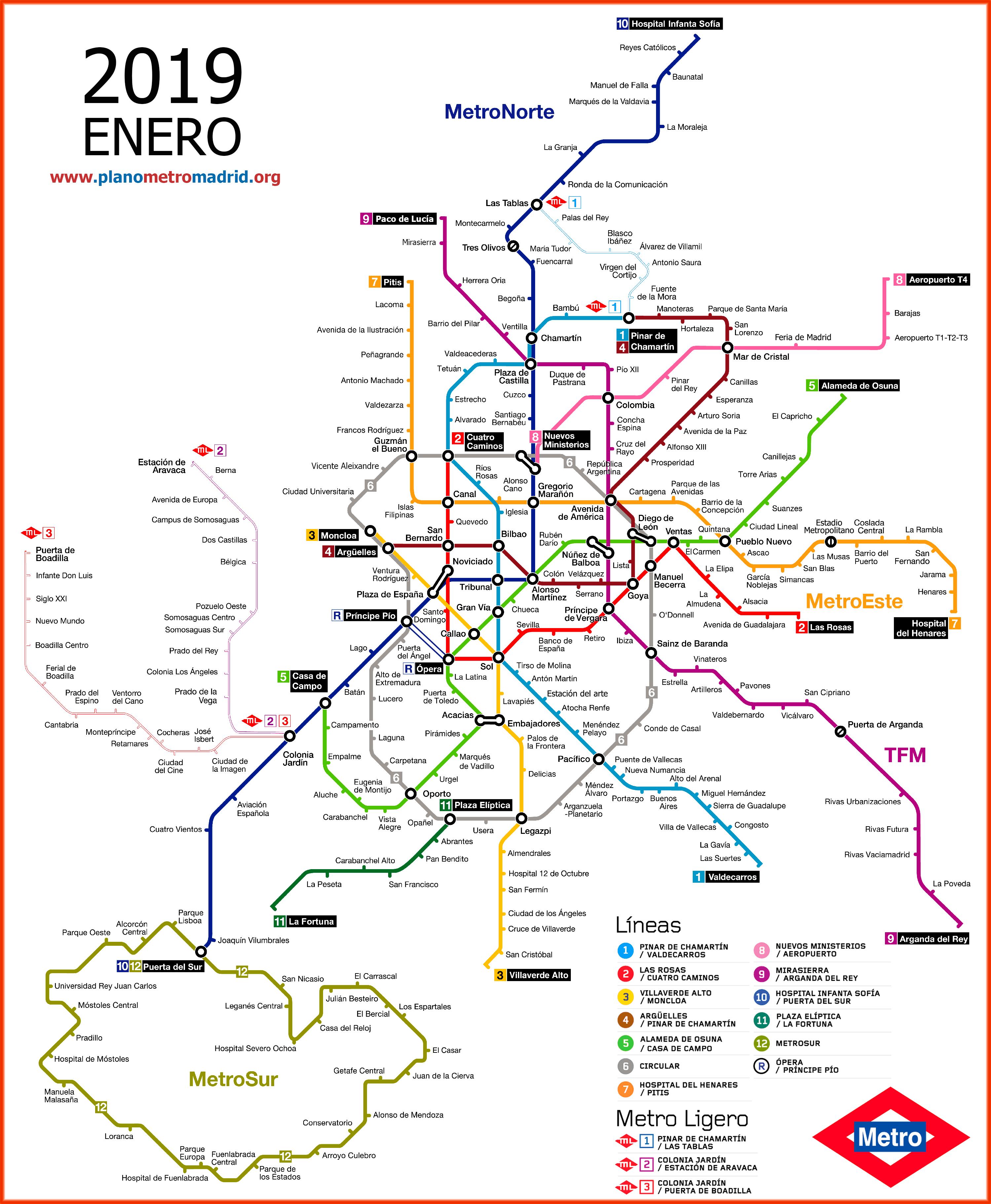 harta metrou Metrou