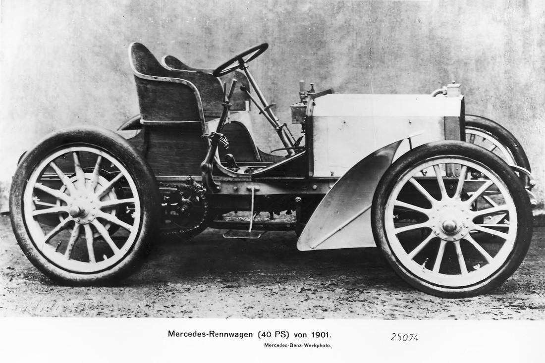 Mercedes masina clasica