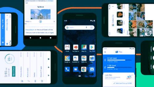 Google a anunțat ce oferă pe telefoanele ieftine cu Android 10 Go