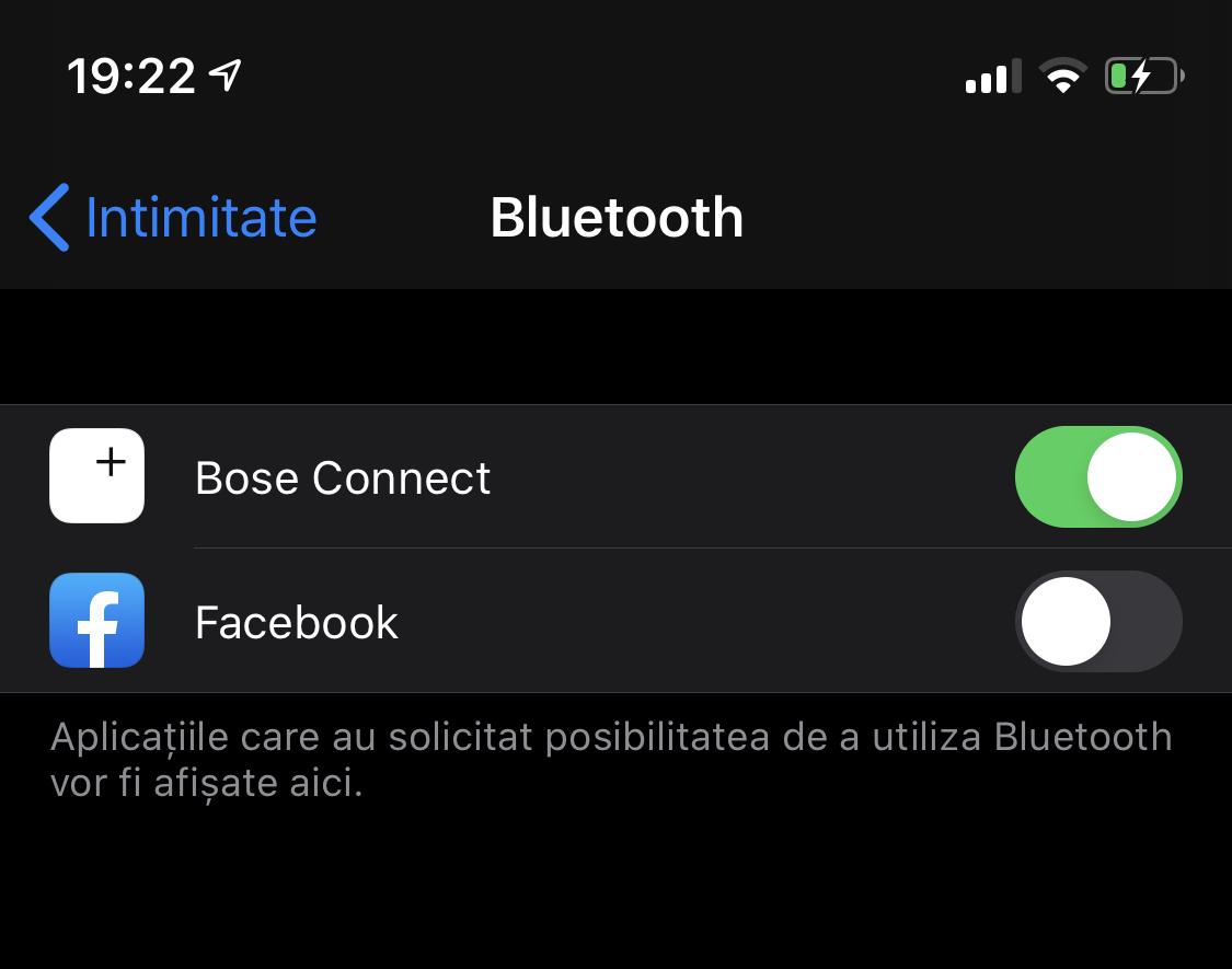 aplicatii acces bluetooth