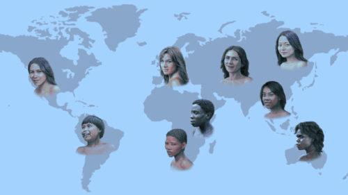 De ce culoarea pielii oamenilor e diferită, deși evoluția a fost la fel