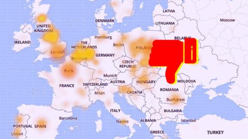 Facebook, picat: cât de mari au fost problemele în România