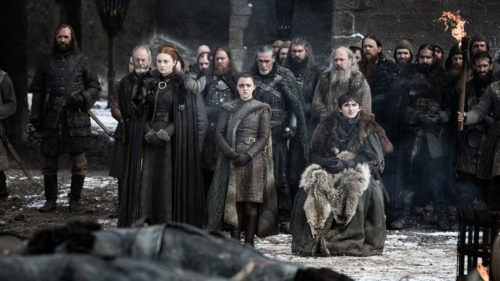 Continuarea Game of Thrones: cel mai important detaliu, confirmat