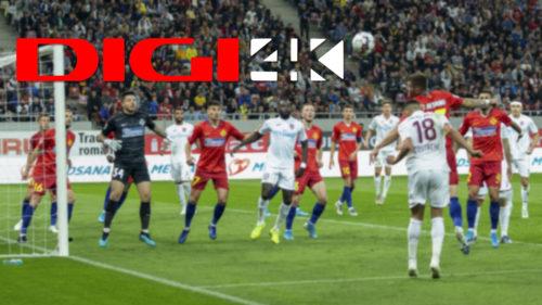Premieră de la Digi   RCS-RDS: o echipă românească de fotbal va putea fi văzută pe Digi 4K