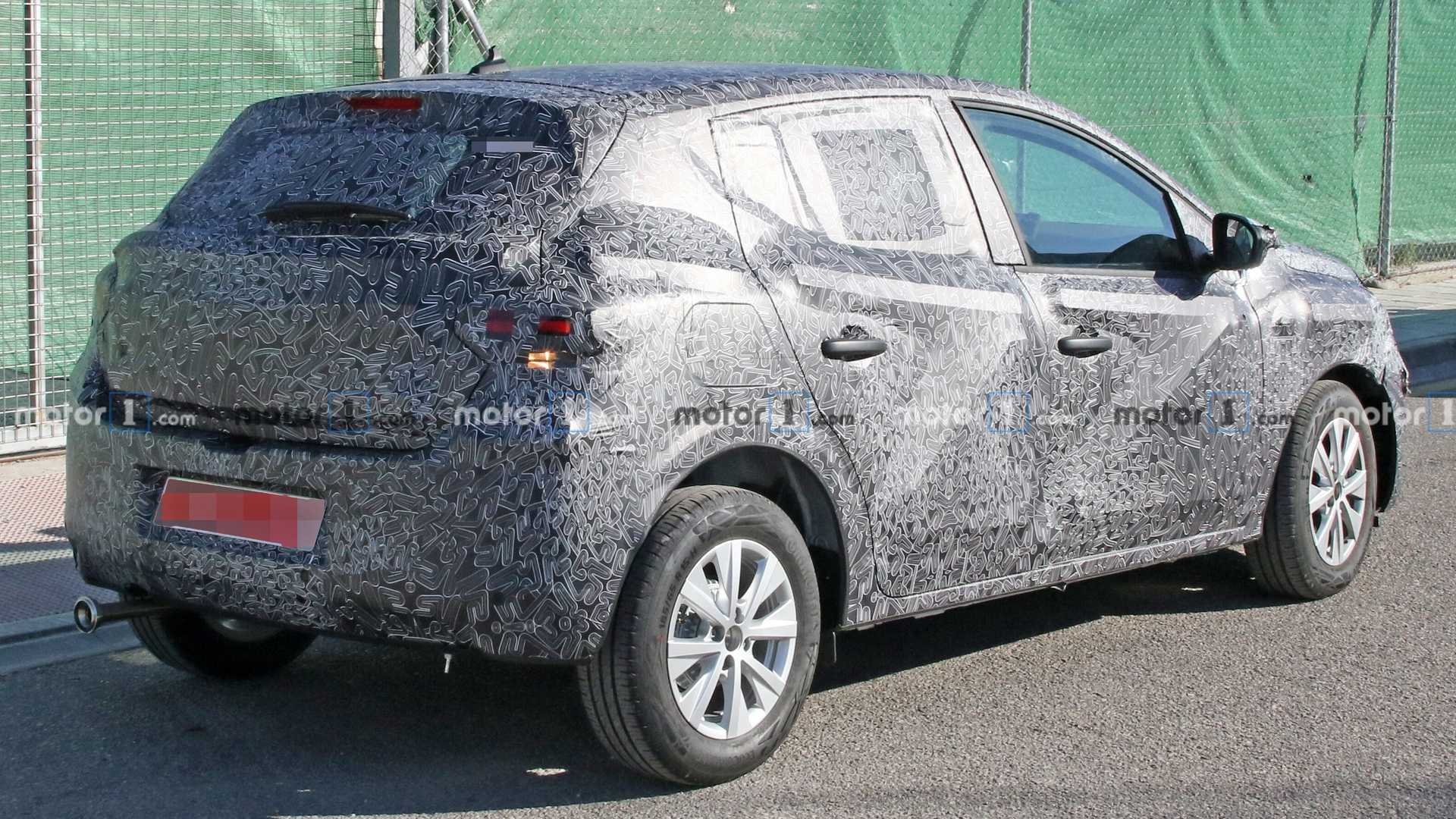 Dacia Sandero 2020 test imagini (4)