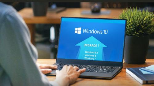Microsoft a dat-o iar în bară cu Windows 10 și e vorba tot de update