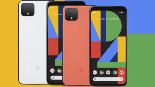 Google Pixel 4 și 4 XL, lansate oficial: cât costă și ce oferă telefoanele de top