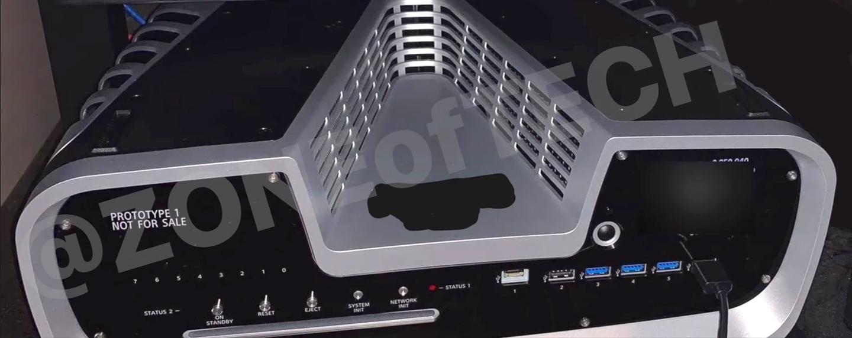 Sony PlayStation 5 prototip
