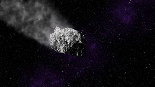 Surpriză mare pentru astronomi: acest asteroid pare că își schimbă culoarea