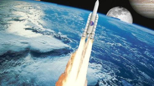 Prin ce ai trece dacă ai fi într-o rachetă care decolează spre spațiu