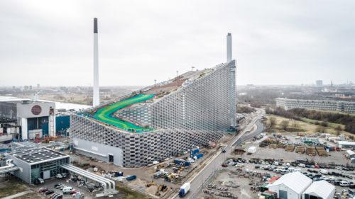 Centrala electrică transformată în pârtie pe care ai vrea-o în București