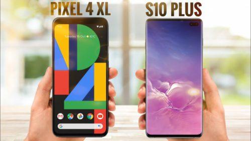 Google Pixel 4 versus Galaxy S10+, care este mai bun la fotografii și filme