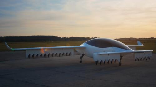 VIDEO Cum vom călători cu taxiul zburător creat de germani