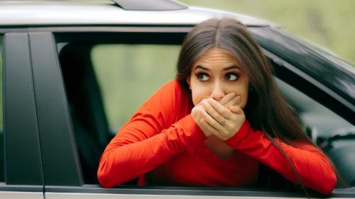De ce apare răul de mașină și cum poți preveni așa ceva