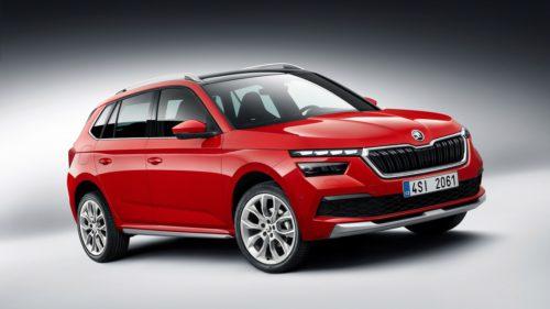 Skoda a lansat recent o nouă mașină pe piața din România. Modelul Kamiq pornește de la 15.000 de euro
