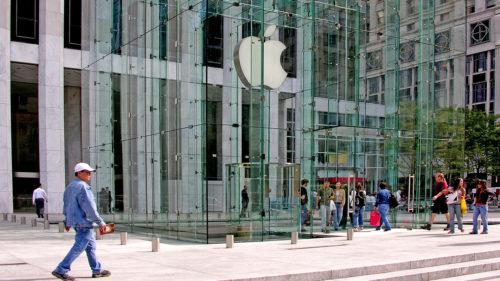 Apple vine (oarecum) în România: unde și-a luat sediu gigantul american