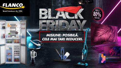 [P] Cele mai bune oferte din catalogul Flanco de Black Friday