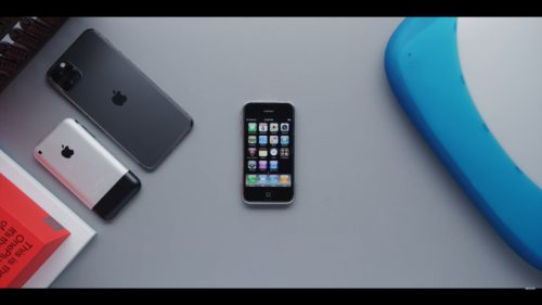 VIDEO Care e diferența dintre primul iPhone lansat și iPhone 11