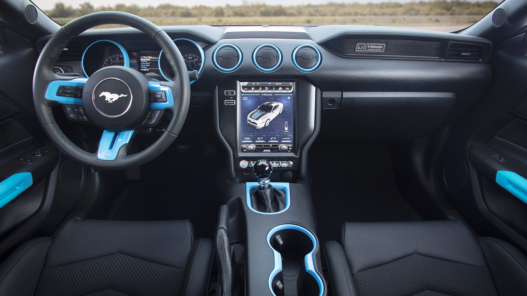 Ford Mustang electric (4)