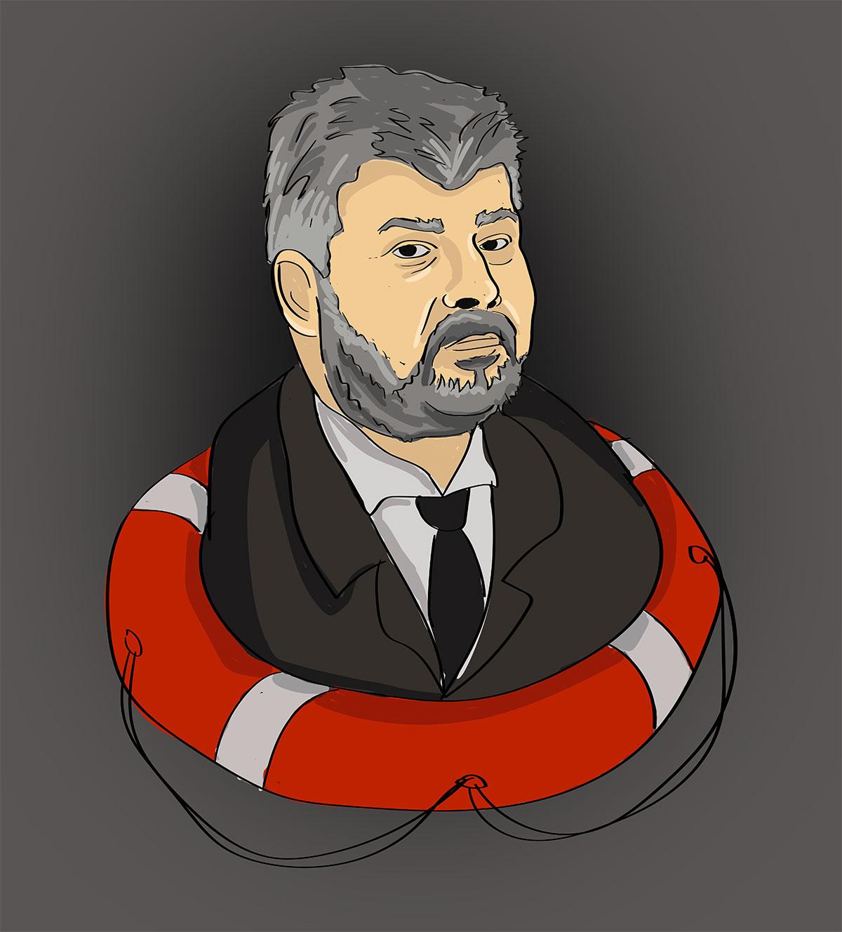 Ion-Marcel Ciolacu PSD