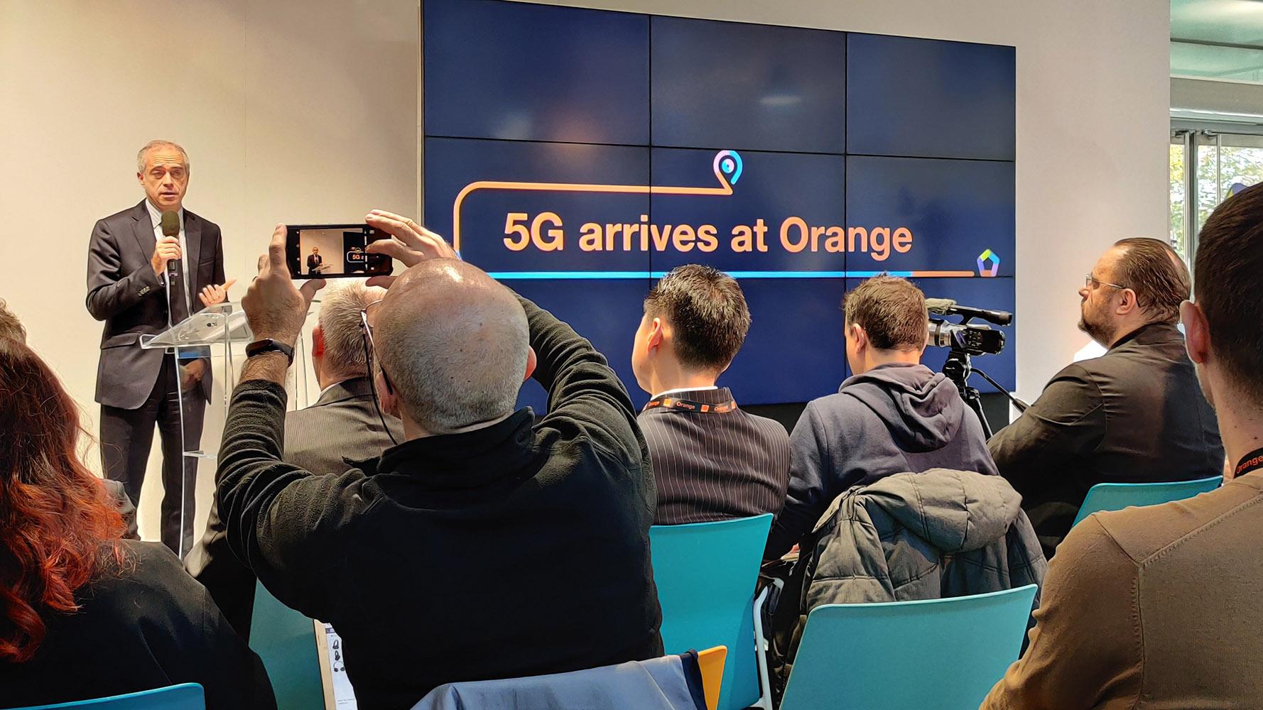 Orange 5G Romania lansare internet nelimitat