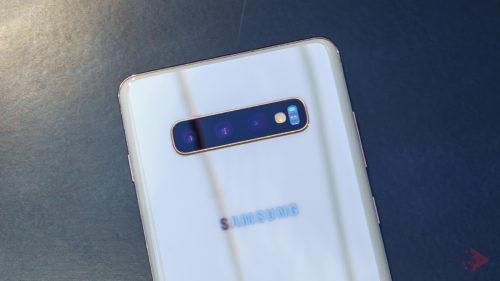 Acesta ar putea fi cel mai ciudat telefon lansat de Samsung până acum
