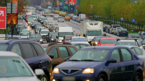 Ford și Microsoft rezolvă problema traficului cum n-o va face Firea vreodată