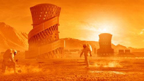 Modificarea ADN-ului: condiția principală prin care omul va putea locui vreodată pe Marte