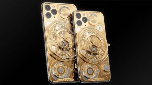 iPhone 11 Pro, în varianta pentru bogați: la ce ajută jumătate de kilogram de aur