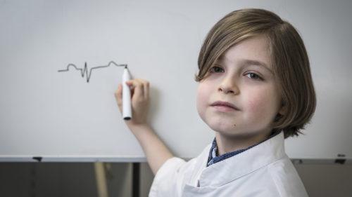 Absolvent de facultate la 9 ani: ce vrea să facă în viață