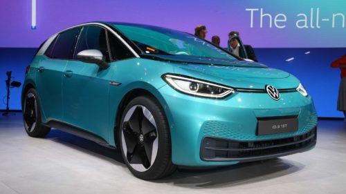 Probleme mari la Volkswagen: ce se întâmplă cu softul de pe ID.3, creat în România