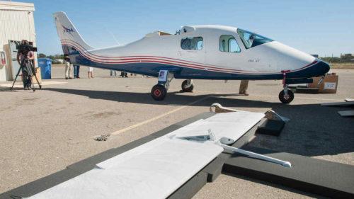 NASA dezvăluie avionul experimental 100% electric
