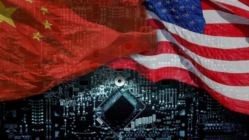 Cum împart SUA și China internetul în două
