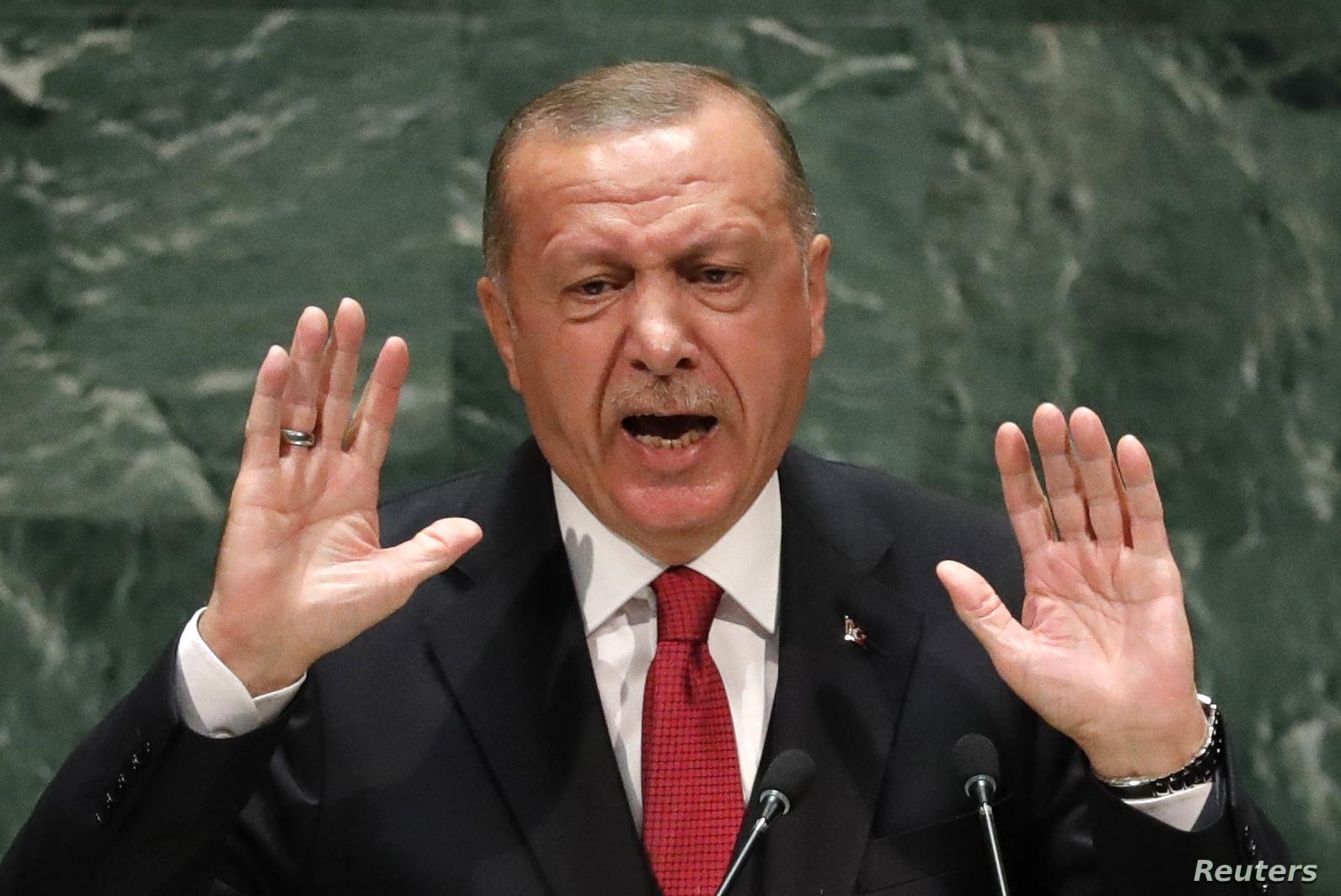 Președintele Turciei - Recep Tayyip Erdogan