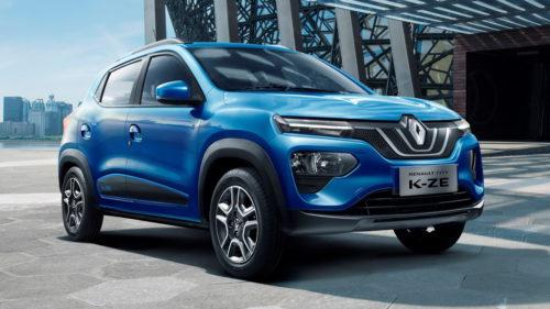 Renault, posibile indicii pentru Dacia electrică: de ce e important modelul City K-ZE