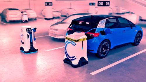 Volkswagen are invenția care rezolvă încărcarea mașinilor electrice