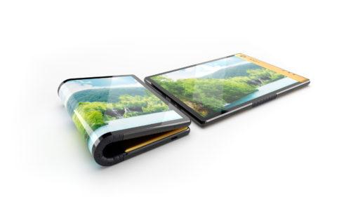 Noul telefon pliabil creat de fratele lui Pablo Escobar te va face să uiți de Samsung Fold