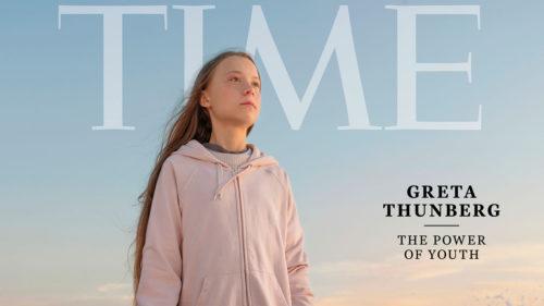 De ce e Greta Thunberg personalitatea anului. Cel puțin pentru Time