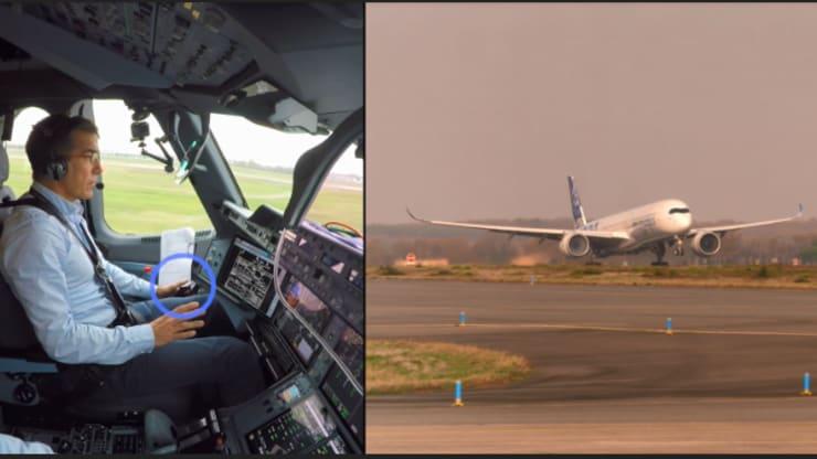 Airbus avionul autonom