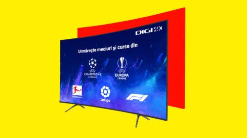 Anunțul Digi | RCS-RDS: cum profiți la maximum de televizorul tău 4K