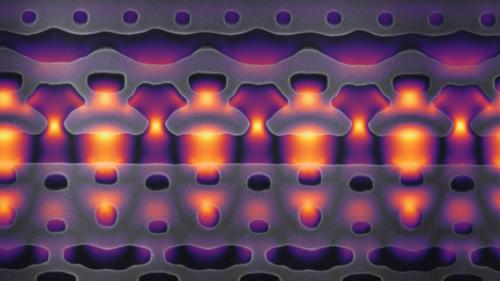 Acceleratorul de particule mai subțire decât un fir de păr care va ajuta medicina