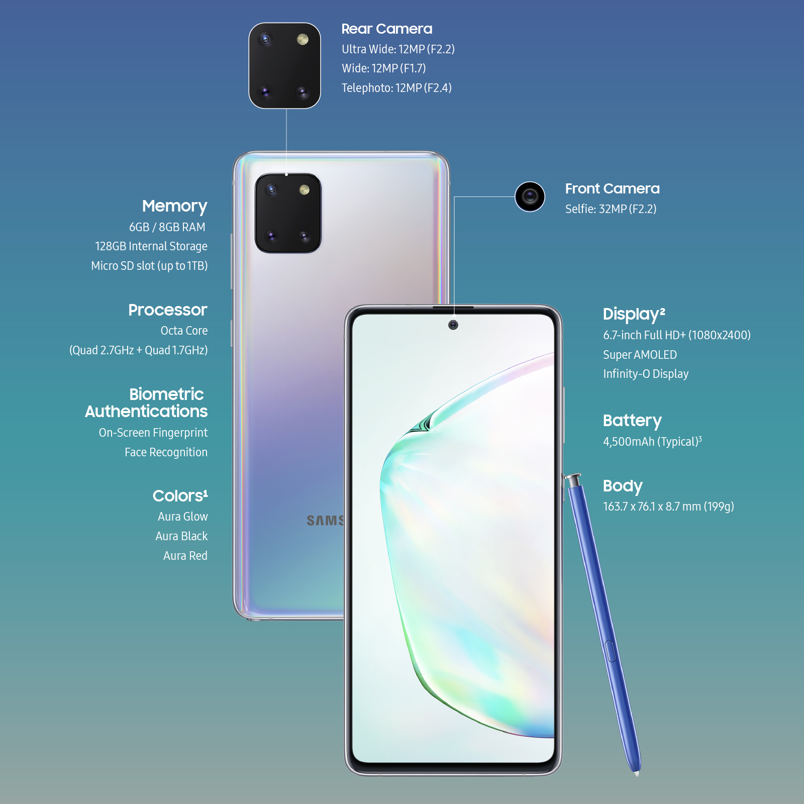 Galaxy_Note10Lite_Product_Specifications
