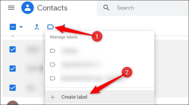 gmail lista contacte 1