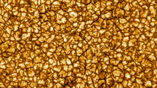 Cum arată Soarele de aproape: cele mai detaliate imagini surprinse vreodată