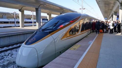 Trenurile noi din China ar putea să nu mai ajungă niciodată în România: ce s-a întâmplat cu licitația de miliarde