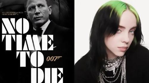 Billie Eilish a lansat melodia ultimului James Bond cu Daniel Craig