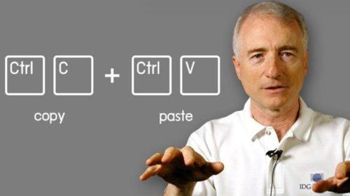 """A murit inventatorul """"copy/paste"""": cine a fost cel căruia îi datorezi faptul că poți copia textele"""