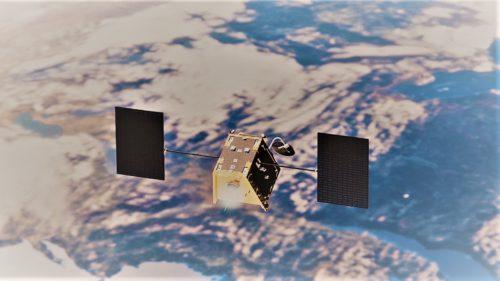 Primul mesaj trimis din spațiu direct pe un telefon obișnuit, prin satelit